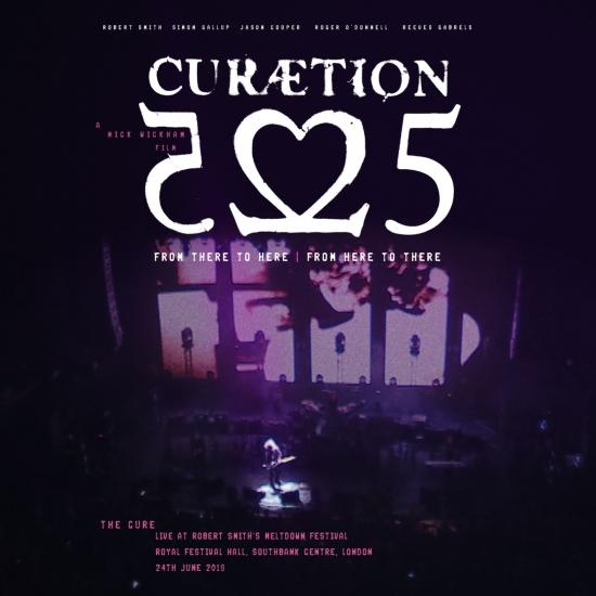 Cover Curaetion-25: From There To Here | From Here To There (Live)