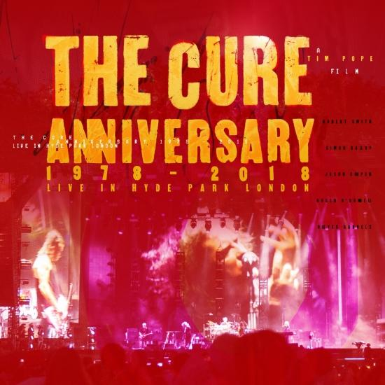 Cover Anniversary: 1978 - 2018 Live In Hyde Park London (Live)