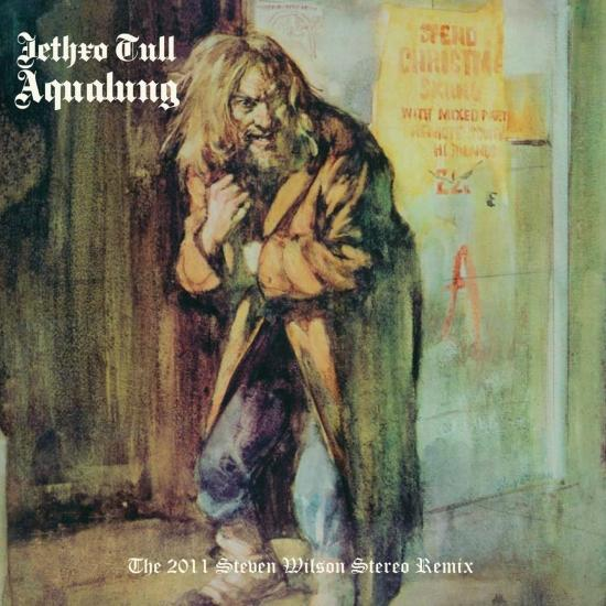 Cover Aqualung (Steven Wilson Mix And Master)