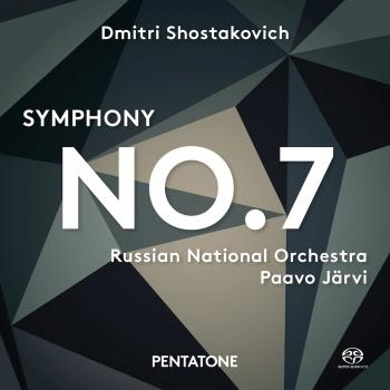 Cover Shostakovich: Symphony No. 7 in C Major, Op. 60