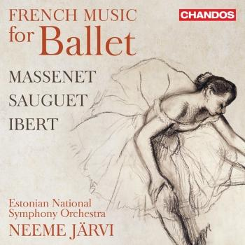 Cover French Music for Ballet