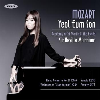 Cover Yeol Eum Son: Mozart