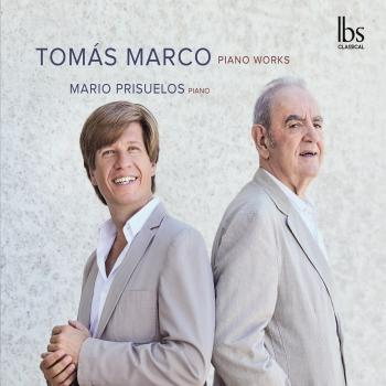Cover Tomás Marco: Piano Works