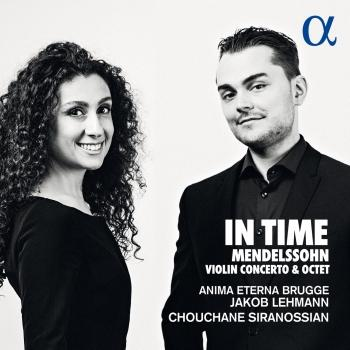 Cover Mendelssohn: In Time (Violin Concerto & Octet)