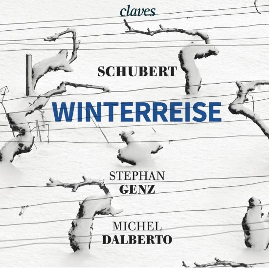 Cover Schubert: Winterreise, D. 911