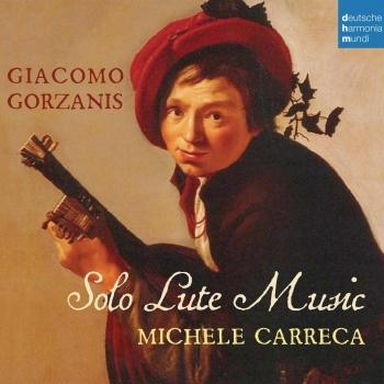 Cover Giacomo Gorzanis: Solo Lute Music (World Premiere Recording)