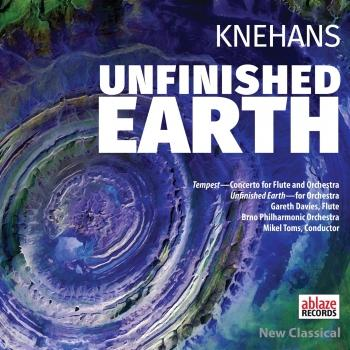 Cover Knehans: Unfinished Earth