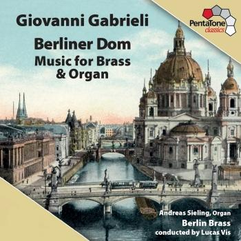 Cover Gabrieli: Music for Brass and Organ