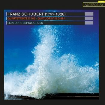 Cover Schubert: Quartettsatz, D. 703 & Quatuor No. 15, D. 887