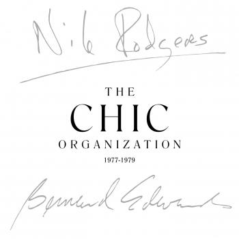 Cover The Chic Organization 1977-1979 (Remastered)