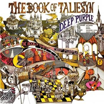 Cover The Book of Taliesyn (Remastered)