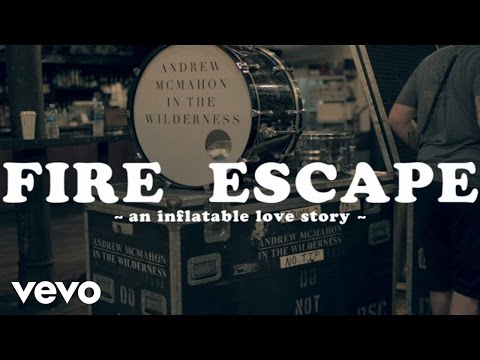 Video Andrew McMahon in the Wilderness - Fire Escape (Official Music Video)