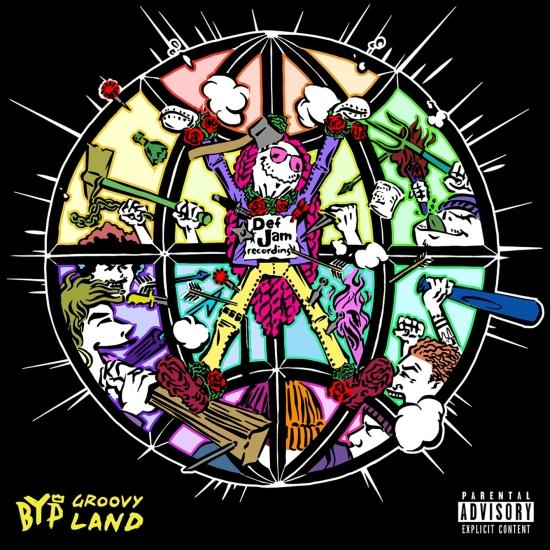 Cover Groovy Land (Deluxe)