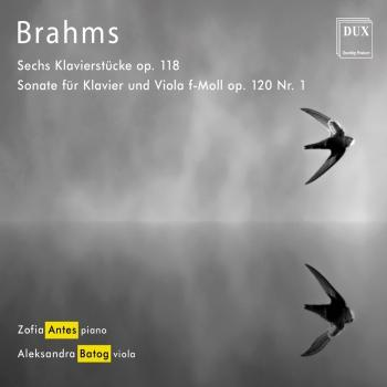 Cover Brahms: Chamber Works