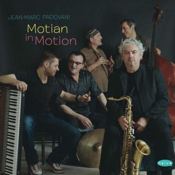 Cover Motian in Motion