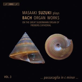 Cover Bach: Organ Works, Vol. 3
