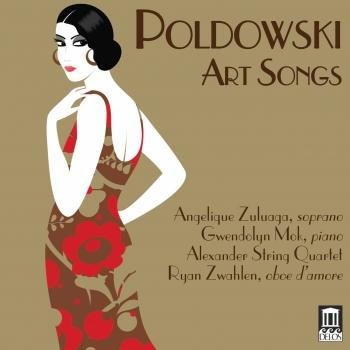 Cover Poldowski: Art Songs