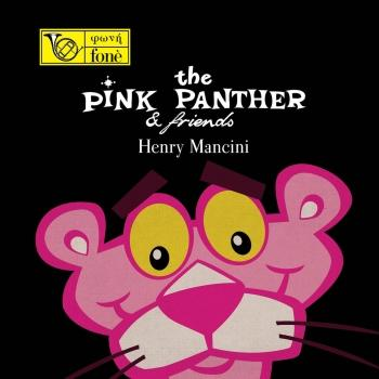 Cover The Pink Panther & Friends