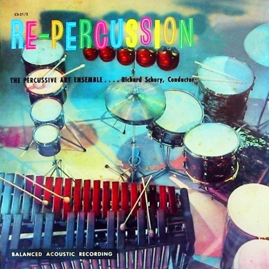 Cover Re-Percussion (Remastered)