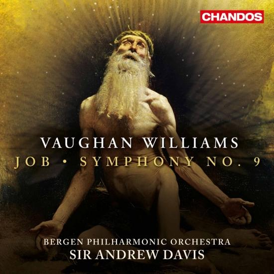 Cover Vaughan Williams: Job & Symphony No. 9