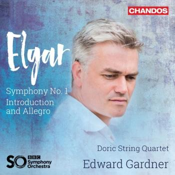 Cover Elgar: Symphony No. 1 in A-Flat Major, Op. 55 & Introduction and Allegro, Op. 47