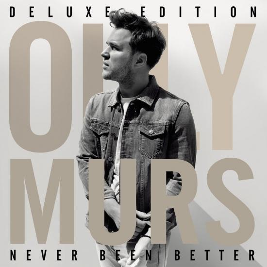 Cover Never Been Better (Deluxe Version)