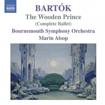 Cover Bartok: The Wooden Prince