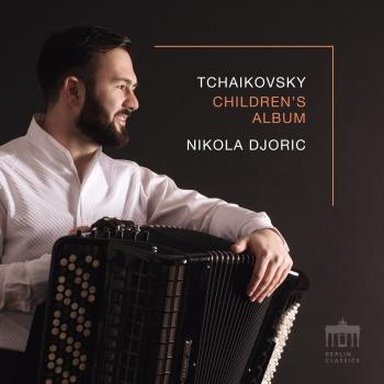 Cover Tchaikovsky: Children's Album (PIctures Part II)