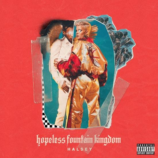 Cover hopeless fountain kingdom (Deluxe)